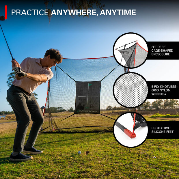 The Haack Pro Golf Net