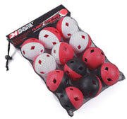 12pk Baseball Flight Control Balls