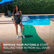 2-in-1 Putting Green