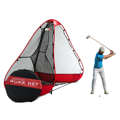 The RukkNet Pop-Up Golf Net
