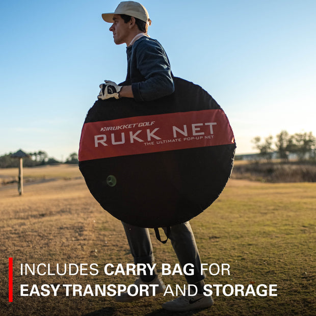 RukkNet Portable Driving Range