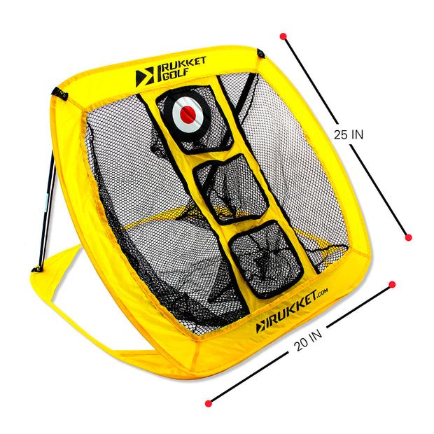 Pop-Up Golf Pitching & Chipping Target