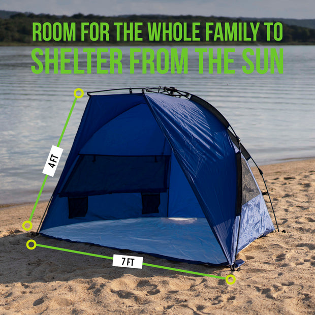 Glow-Nana Pop-Up LED Fun Shelter