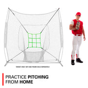 Baseball / Softball Adjustable Pitching Target