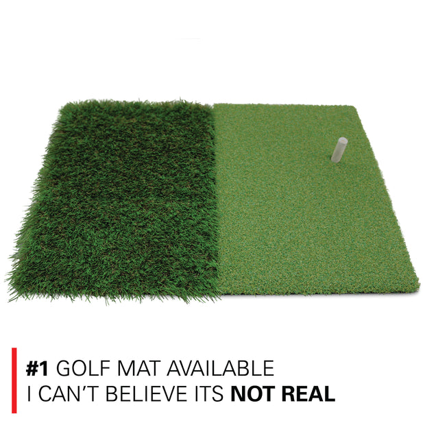 Twin-Turf Golf Hitting Mat