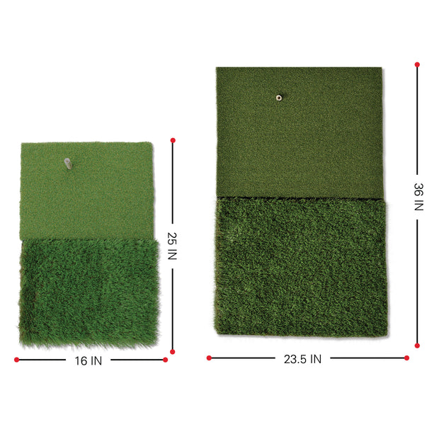 XL Twin-Turf Mat