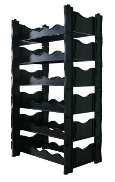 Winerax Launches 24 Bottle Wine Rack Modular Pack