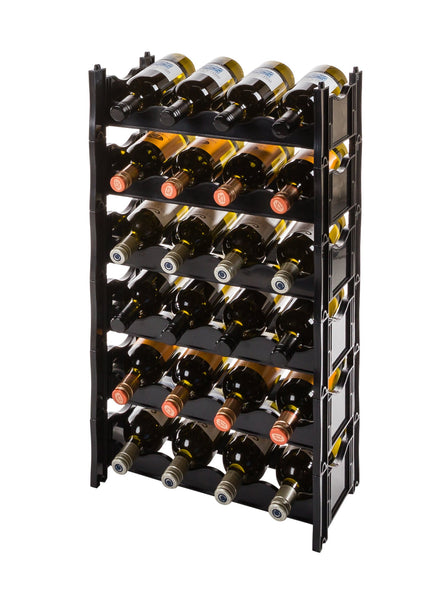 Wine Rack - Winerax 24 Bottle Rack - with bottles
