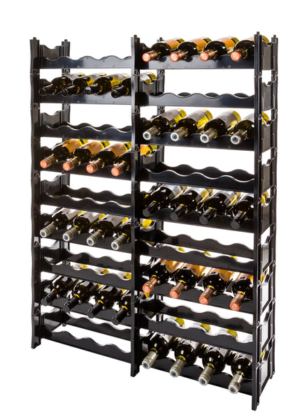 Wine Rack - Winerax 72 Bottle Rack - with bottles