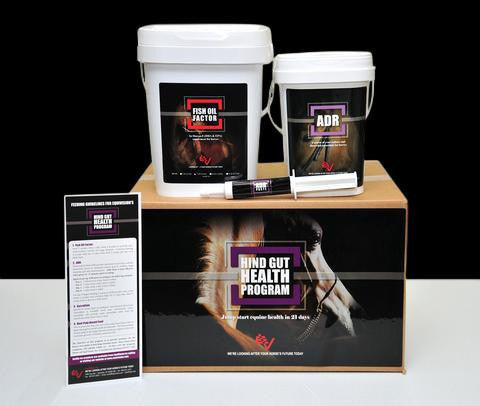 21-Day Hind Gut Health Program (30 servings of product)