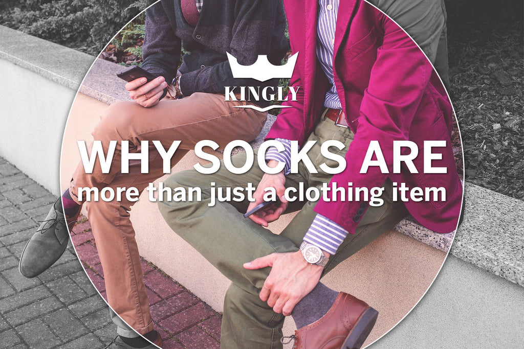 Why are socks more than just a clothing item?
