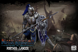 BIO Inspired - Diecasting Alloys: Porthos the Lancer