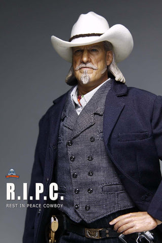 Artfigures - R.I.P.C. Rest in Peace Cowboy
