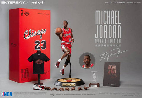 "Enterbay x MiVi - Rookie MJ (MiVi Retro AJ1 ""Wings"" Limited Edition)"
