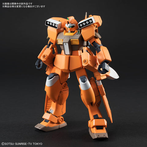 High Grade Build Divers 1/144 - GM III Beam Master