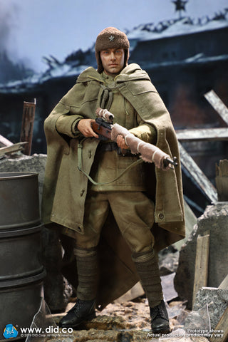 DID - WWII Russian Sniper - Vasily Zaitsev (Weathered)
