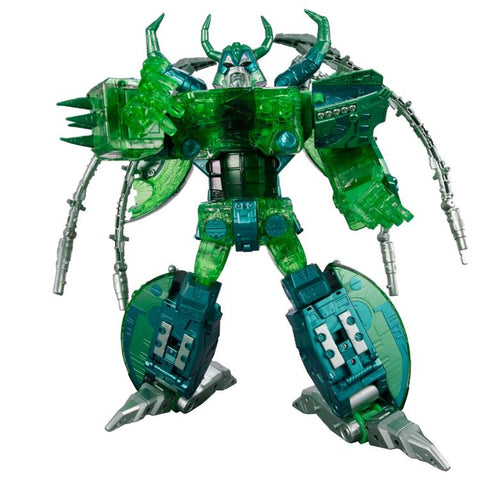 Transformers Encore -  Unicron Micron Combine Type Color