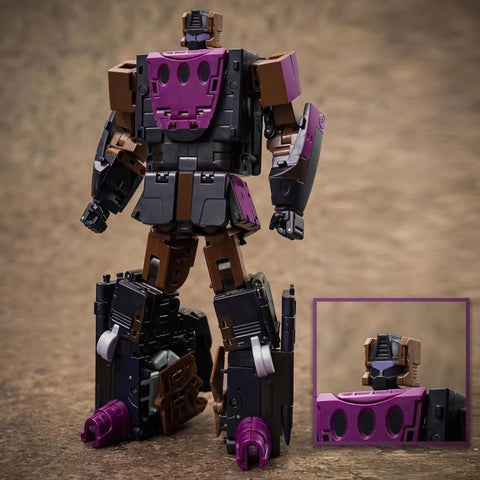 Ocular Max - Perfection Series - PS-16 Volatus (Reissue)