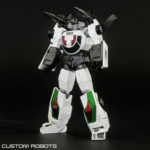 Custom Robots - Wheeljack (Compatible with Revoltech)