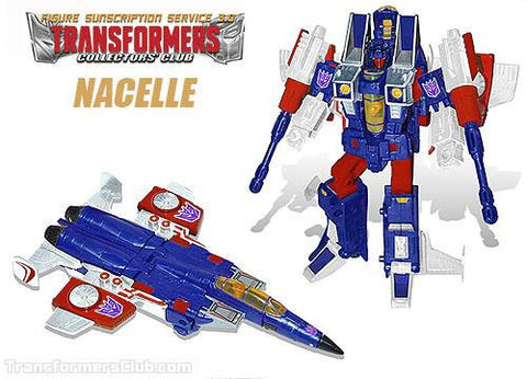 TFCC Subscription Figure 3.0 - Nacelle