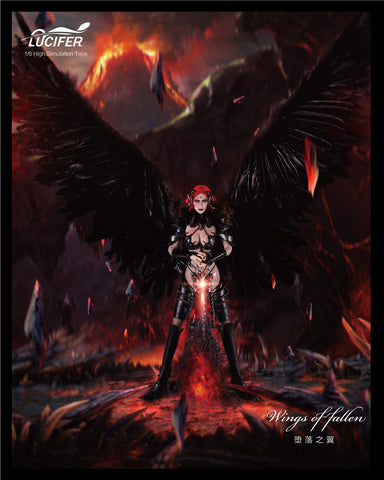 Lucifer - Wing of Fallen Deluxe Version