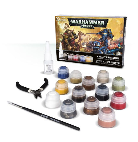Games Workshop – Ages Three and Up