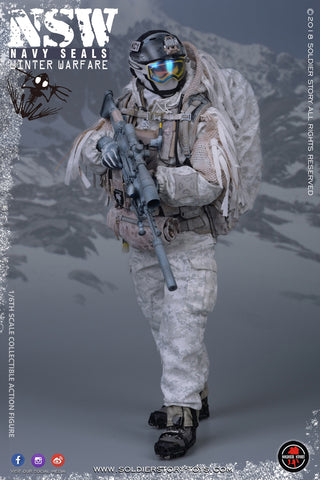 "Soldier Story - NSW Winter Warfare ""Marksman"""