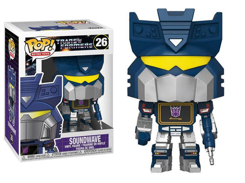 POP! G1 Transformers: Soundwave