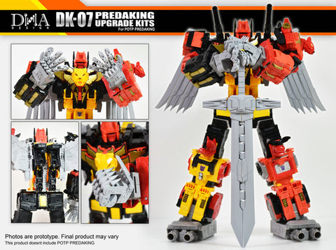 DNA Design - DK-07 - POTP Predaking Upgrade Kit