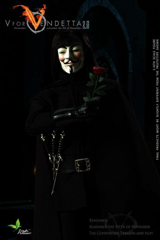 Toys Power  -  V for Vendetta 2.0