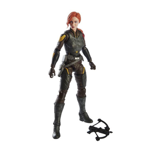 G.I. Joe Classified Series - Origins Scarlett