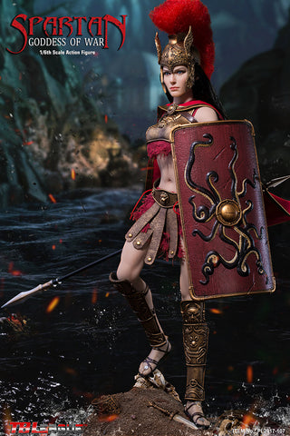 TBLeague - Spartan Goddess of War (Formerly Phicen)