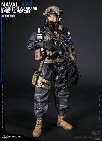 DAM Toys - Naval Mountain Warfare Special Forces