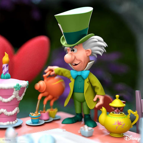 Super 7 - Disney Ultimates: Mad Hatter