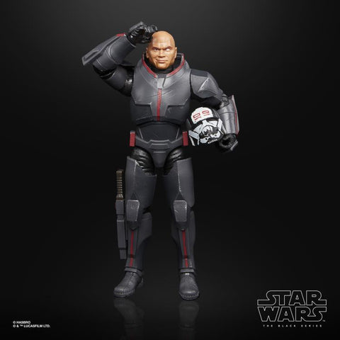 Star Wars the Black Series - Deluxe Wrecker (The Bad Batch)