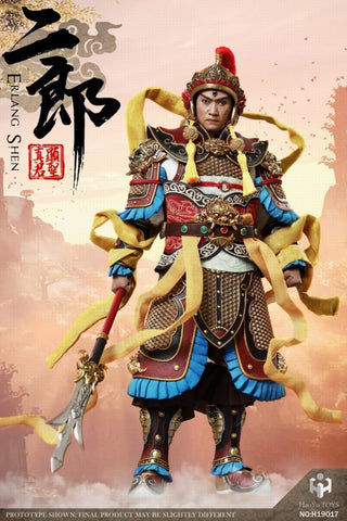 HY Toys - Chinese Myth Series: Erlang Action Figure Standard Version