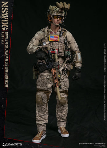 DAM Toys - Elite Series: NSWDG Naval Special Warfare Development Group AOR1 Ver.