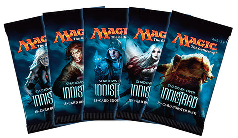 Magic The Gathering - Shadows Over Innistrad Booster Pack