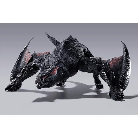 Bandai - S.H.Monsterarts Monster Hunter World: Nargacuga
