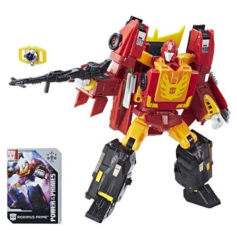 Transformers Generations Power of The Primes - Leader Rodimus Prime