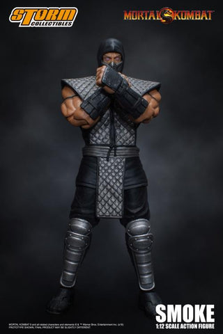 Storm Collectibles - Mortal Kombat VS Series: Smoke 1/12 Scale NYCC 2018 Exclusive