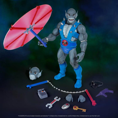 Super 7 - Thundercats Ultimates: Panthro