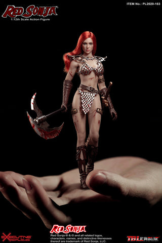 TBLeague - 1/12 Red Sonja