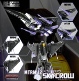Maketoys Remaster Series - MTRM-12 Skycrow Wing Fillers