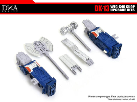 DNA Design - DK-13 Galaxy Optimus Prime Upgrade Kit