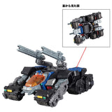 Diaclone Reboot - DA-44 Tryverse Shadow Dasher