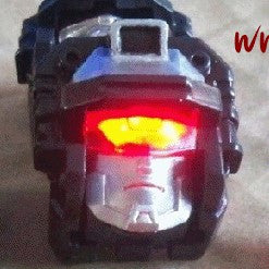 Dr.Wu Green Giant Replacement Headsculpt with LED Light