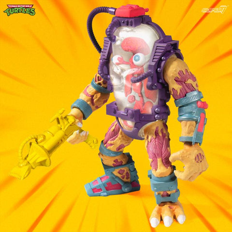 Super 7 - Teenage Mutant Ninja Turtles Ultimates: Mutagen Man