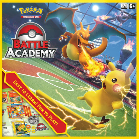 The Pokemon Company - Pokemon Battle Academy Board Game Box