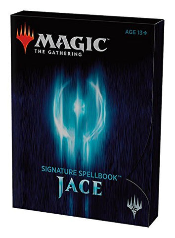 Magic The Gathering - Signature Spell Book: Jace